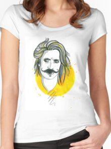 Eugene - Gogol Bordello Women's Fitted Scoop T-Shirt
