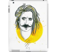 Eugene - Gogol Bordello iPad Case/Skin