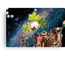 ACCROSS THE UNIVERSE Canvas Print