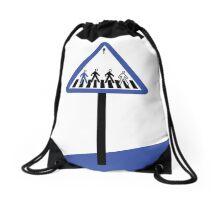 Abbey Road Drawstring Bag
