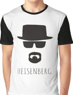 Heisenberg 'Walter White' Graphic T-Shirt