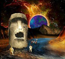 Discovery on the 7th World of Sheliak by Nadya Johnson