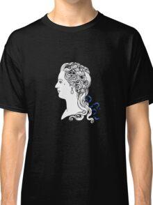 Marquise de Pompadour cameo Classic T-Shirt