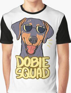 DOBIE SQUAD (blue) Graphic T-Shirt