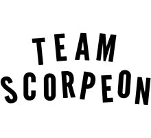 """TEAM SCORPEON"" - Scorpion (large) Photographic Print"
