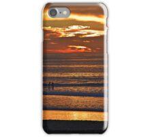 Glowing Clouds ~ Imperial Beach, California iPhone Case/Skin