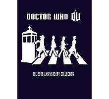 DR WHO 'Beatles style' Photographic Print
