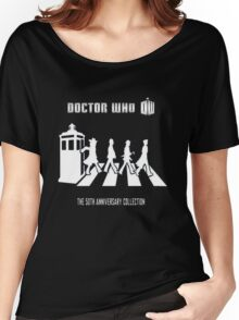DR WHO 'Beatles style' Women's Relaxed Fit T-Shirt