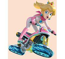 Mario Kart 8 - Princess Peach Photographic Print