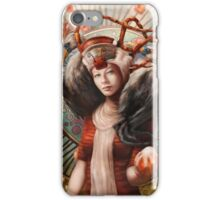 The Tenacious Breeder iPhone Case/Skin