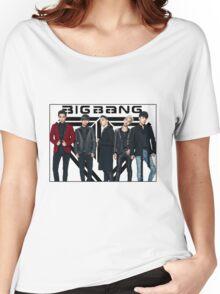 Big Bang - 1 Women's Relaxed Fit T-Shirt