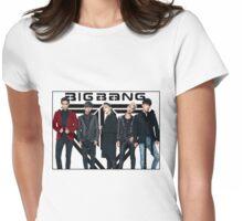 Big Bang - 1 Womens Fitted T-Shirt