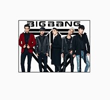 Big Bang - logo group Womens Fitted T-Shirt