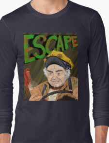 Cabbie's Escape! Long Sleeve T-Shirt