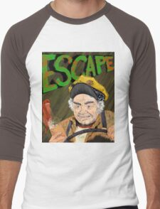 Cabbie's Escape! Men's Baseball ¾ T-Shirt