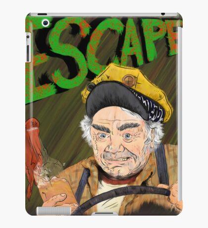 Cabbie's Escape! iPad Case/Skin