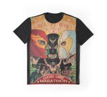 LUCHA LIBRE Graphic T-Shirt