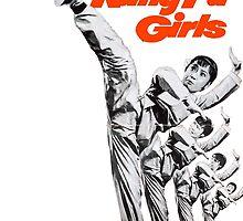 Kung Fu Attack Girls by Spookydark
