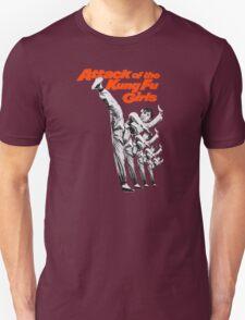 Kung Fu Attack Girls Unisex T-Shirt