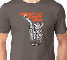 Kung Fu Attack Girls Unisex T-Shirt