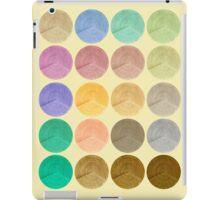 Disco Discs 3 iPad Case/Skin