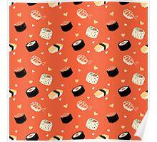 Sushi Sushi Poster