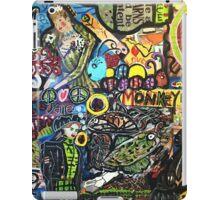 Monkey Ball Decopollage 2016 iPad Case/Skin