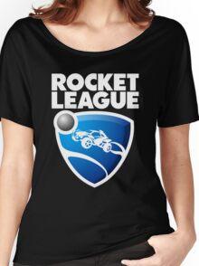 Rocket League Logo Women's Relaxed Fit T-Shirt