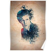 Matt Smith - Doctor Who #11 Poster