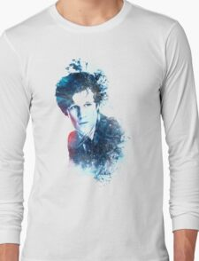 Matt Smith - Doctor Who #11 Long Sleeve T-Shirt