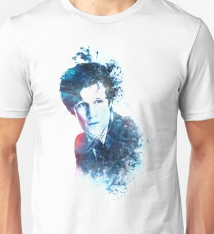 Matt Smith - Doctor Who #11 Unisex T-Shirt