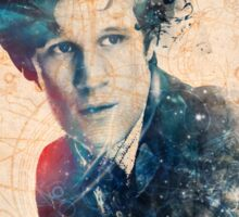 Matt Smith - Doctor Who #11 Sticker