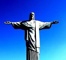 Christ the Redeemer by ArcherTravels