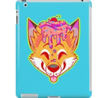 Cupcake Fox iPad Case/Skin