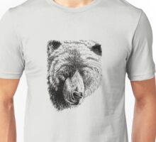 Drunk Grizzly Unisex T-Shirt