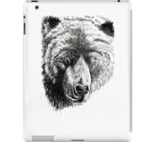 Drunk Grizzly iPad Case/Skin