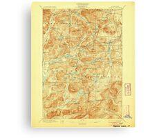 New York NY Paradox Lake 148186 1897 62500 Canvas Print