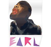 Earl Sweatshirt Tee Poster
