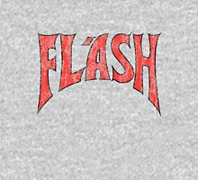 Flash Gordon - Distressed Logo simple design Womens Fitted T-Shirt
