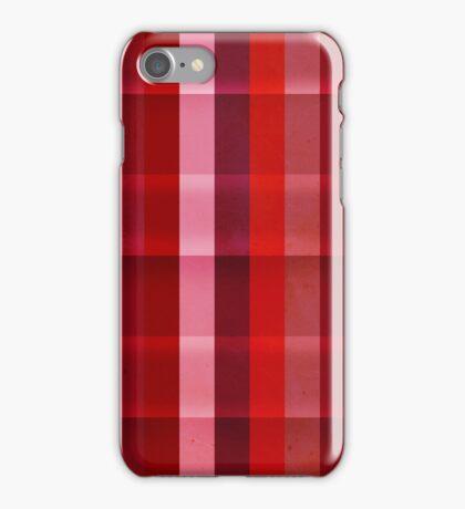 Hmm Stripey iPhone Case/Skin
