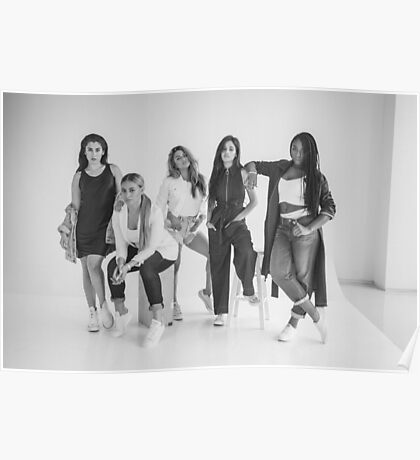 Fifth Harmony for Teen Vogue Poster