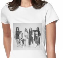Fifth Harmony for Teen Vogue Womens Fitted T-Shirt