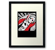 Momma's Boy Framed Print