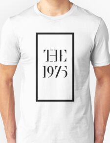 1975 band black T-Shirt