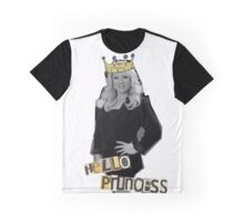 Sharon Watts - Hello Princess Graphic T-Shirt