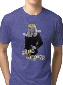 Sharon Watts - Hello Princess Tri-blend T-Shirt