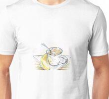 Banana Muselli for Breakfast  Unisex T-Shirt