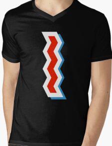 "ST. IDES MALT LIQUOR ""Crooked I"" SHIRT Mens V-Neck T-Shirt"