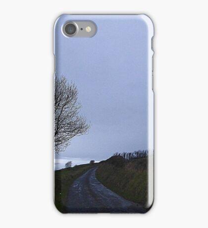 Inch island Bleakness iPhone Case/Skin