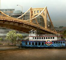 City - Pittsburg PA - Great memories by Mike  Savad
